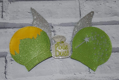 Tinker bell (Flashing) ear sliders