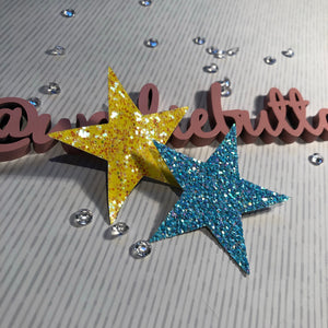 Glitter Star Collection