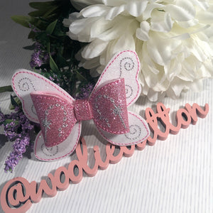 Fairy Wings Bow