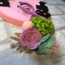 Load image into Gallery viewer, Floral Headband / Fascinator