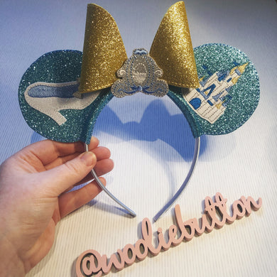 Cinderella ear sliders