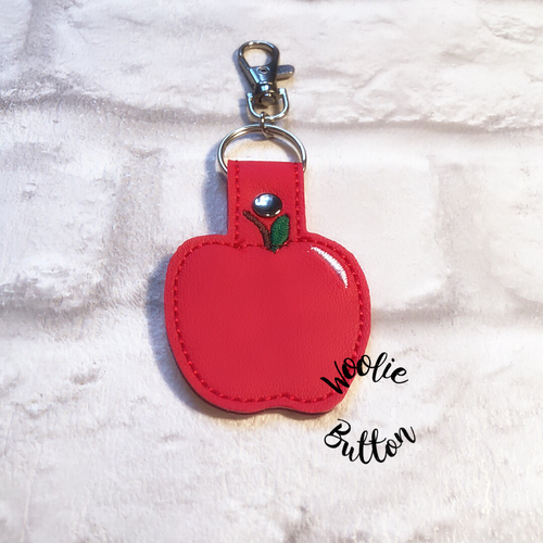 Apple Teacher Keyrings