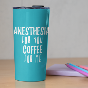 Anesthesia & Coffee