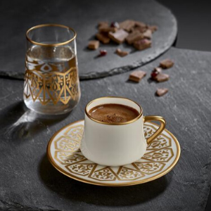 How to Make a Turkish Coffee in Traditional Way