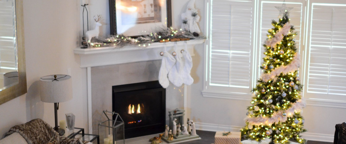 Sweet November: Winter Home Decoration