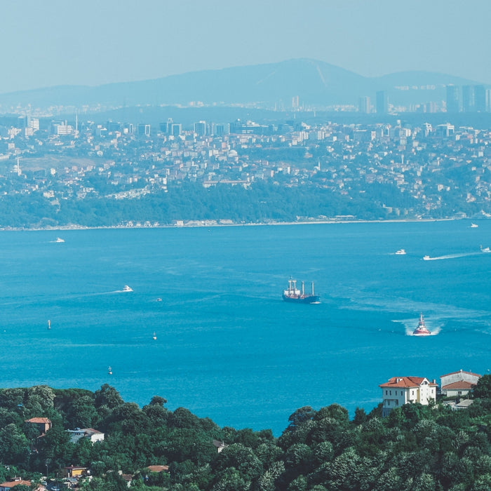 Paradise of Islands: Istanbul