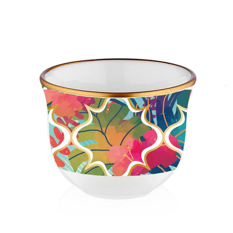Colorful Coffee Cup