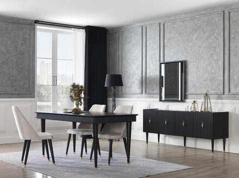 Click to shop Sarajevo Extendable Dining Table Set