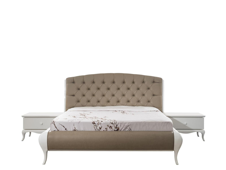 Atmacha - Home and Living Bed Caprice Bed With Headboard