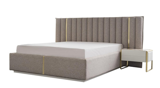 Atmacha - Home and Living Bed Style Bed With Headboard