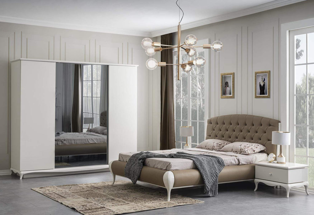 Atmacha - Home and Living Bedroom Set Caprice Bedroom Set
