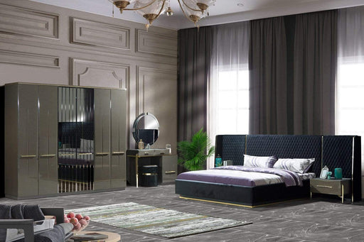 Atmacha - Home and Living Bedroom Set Melbourne Headboard with Storage