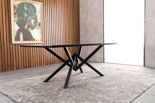 Atmacha - Home and Living Dining Table Fancy Extendable Dining Table