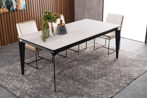 Atmacha - Home and Living Dining Table Muttinio Extendable Dining Table