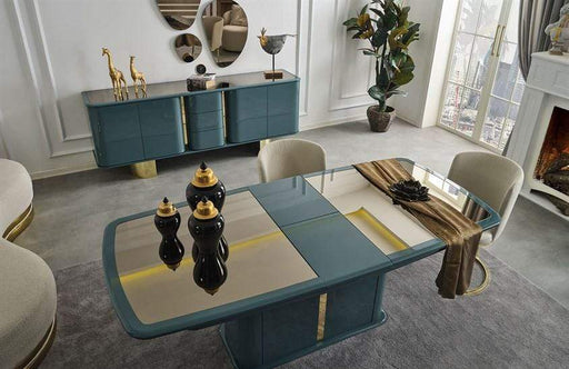 Atmacha - Home and Living Dining Table Osayi Extendable Dining Table