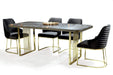 Atmacha - Home and Living Dining Table Set Felice Dining Table & 6 Chairs