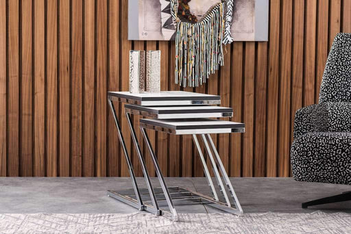 Atmacha - Home and Living Nest of Table Eclipse Nesting Table
