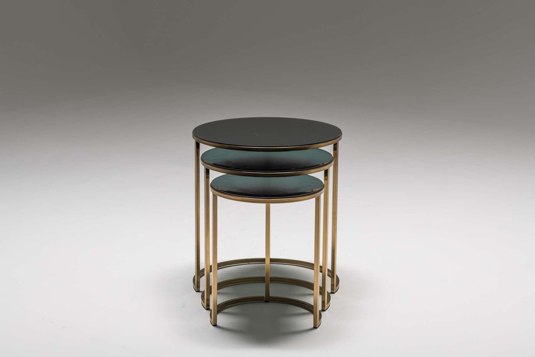 Atmacha - Home and Living Nest of Table Global Doha Nesting Table