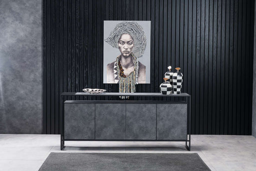 Atmacha - Home and Living Sideboard Concrete Sao Paulo Sideboard