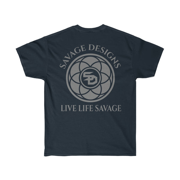 Savage Designs Egyptian Seed of Life Grey- 9 Colors