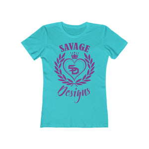 Savage Designs Heart of Hearts Purple- 11 Colors