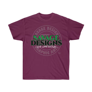 Savage Designs Faded Symbol Green/Black/White- 3 Colors