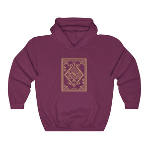 Savage Designs Ace of Spade Tan Hoodie- 2 Colors