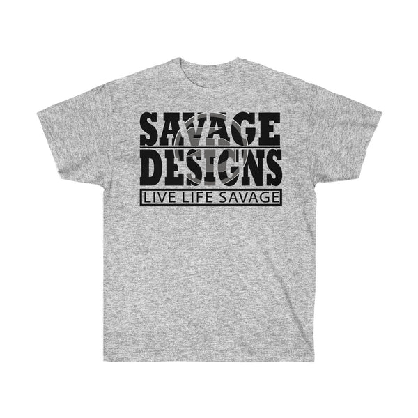 The Savage Within Black/Grey- 5 Colors