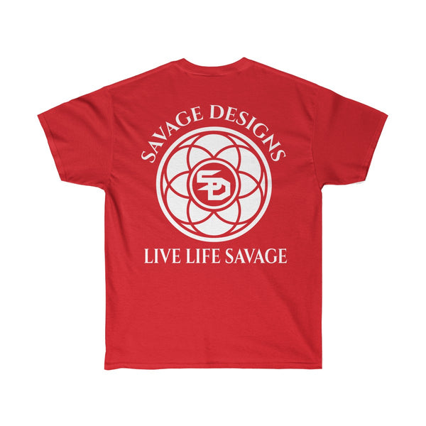 Savage Designs Egyptian Seed of Life White- 10 Colors