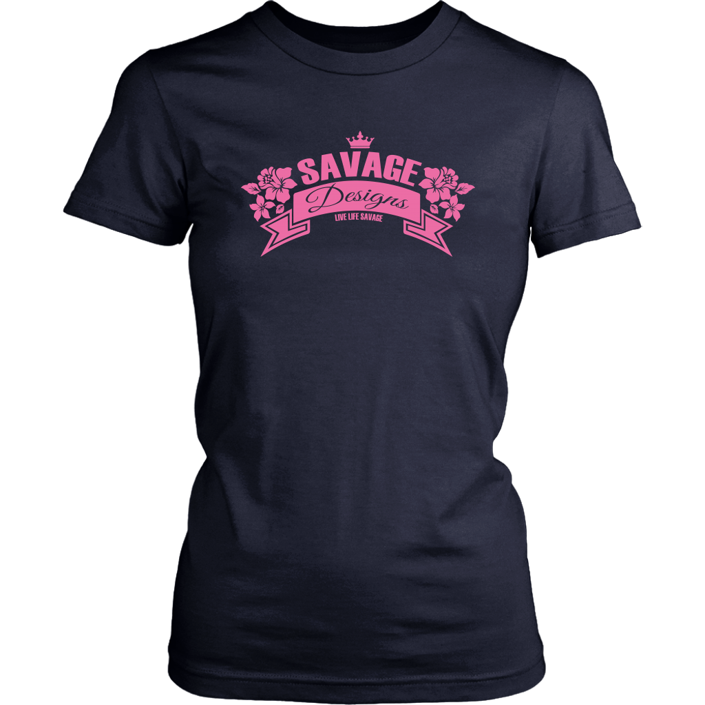 Savage Designs Royal Blossom Light Pink- 6 Colors