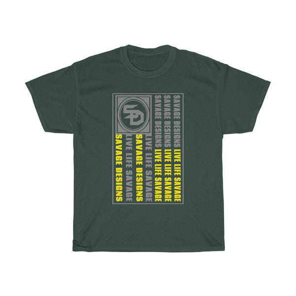 Savage Designs Flag Grey/Yellow- 2 Colors