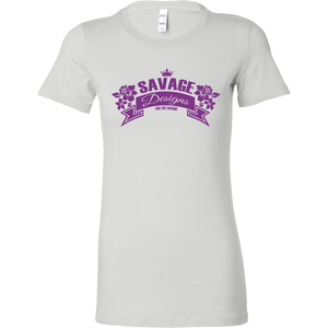 Savage Designs Royal Blossom Purple- 5 Colors