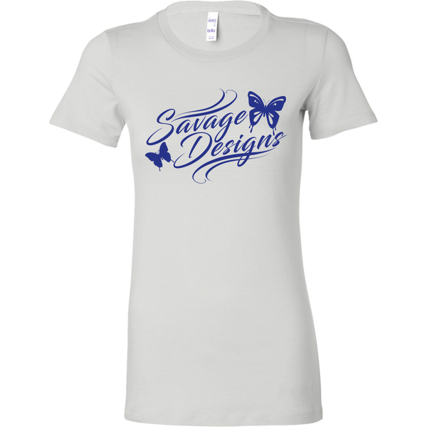 Savage Designs Butterfly Elegance Royal Blue- 4 Colors