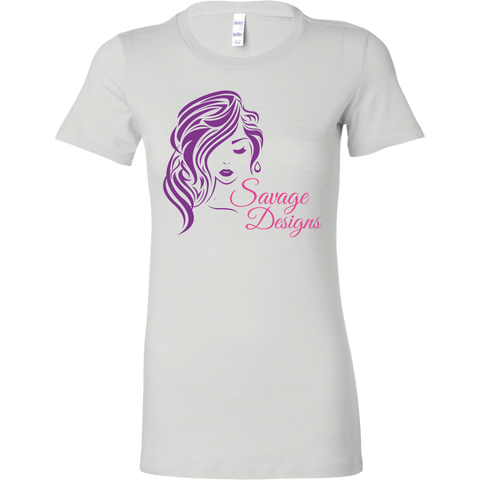 Savage Designs Women's Beauty Purple/Pink- 8 Colors