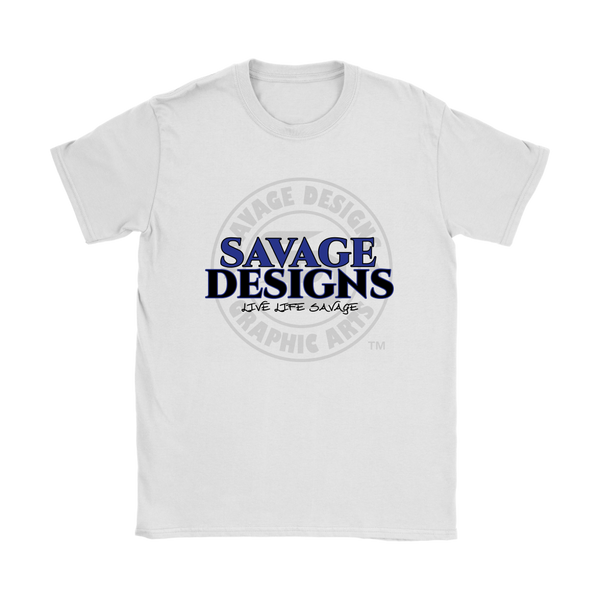 Savage Designs Faded Symbol Royal Blue/Black/Grey- 3 Colors