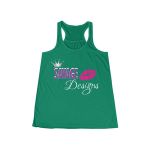 Savage Designs Lil Queen Tank Top- 3 Colors
