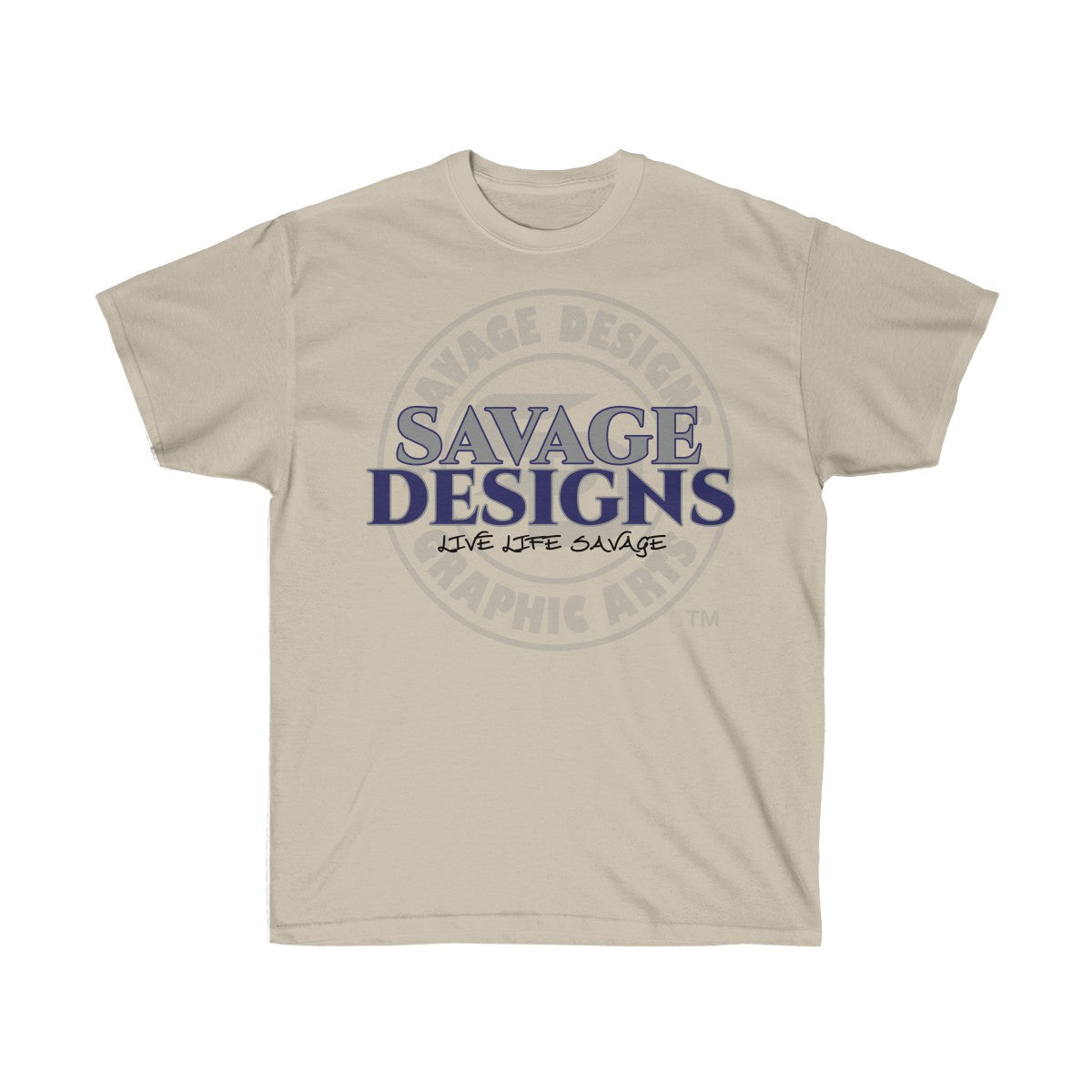 Savage Designs Faded Symbol Grey/Navy/Black- 4 Colors