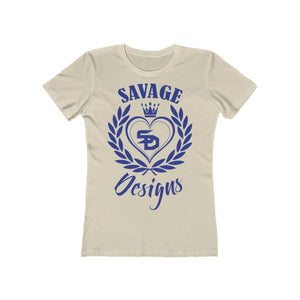 Savage Designs Heart of Hearts Royal Blue- 13 Colors