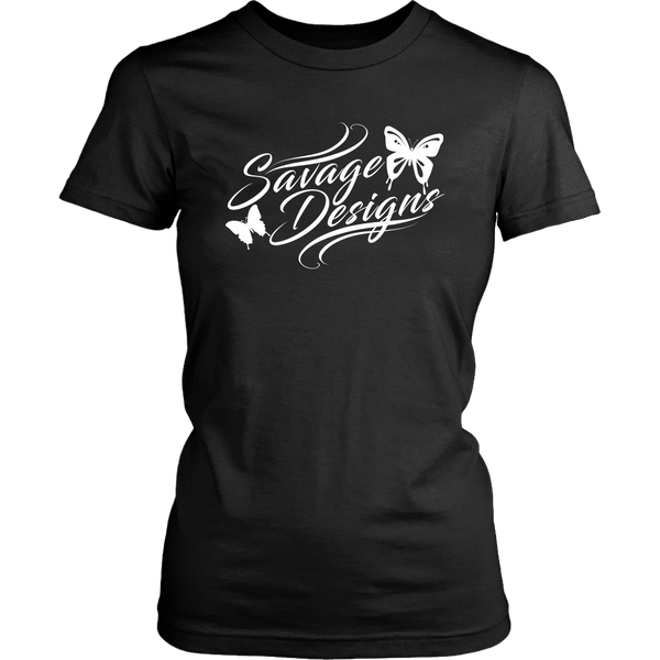 Savage Designs Butterfly Elegance White- 15 Colors