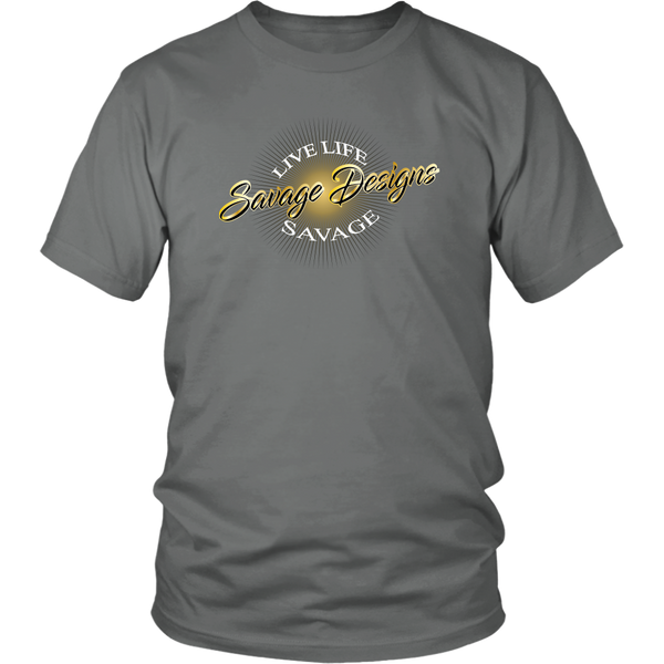 Savage Designs Sunray Flare Black and Gold- 9 Colors