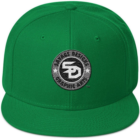 Savage Designs Snapback Original Symbol Patch- 3 Colors