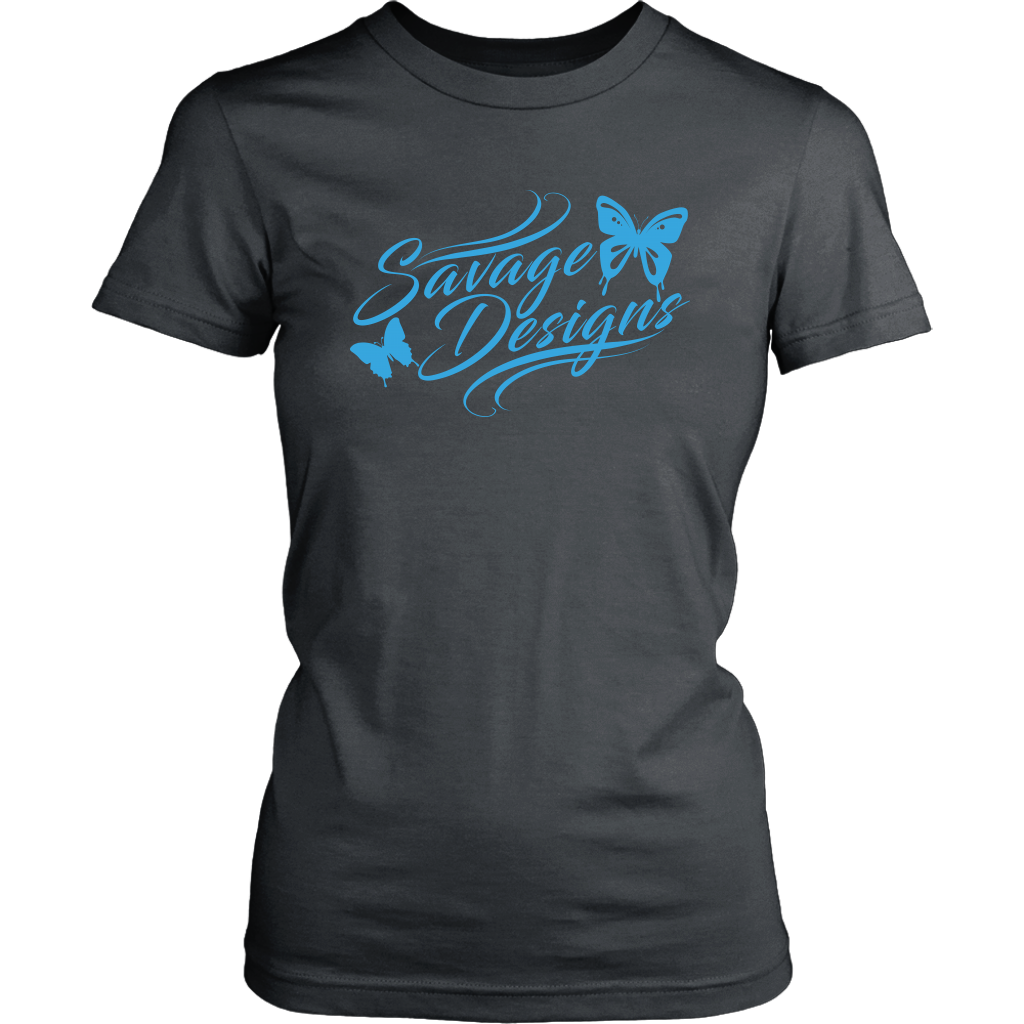 Savage Designs Butterfly Elegance Turquoise- 7 Colors