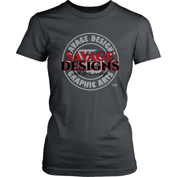 Savage Designs Faded Symbol Red/Black/White- 9 Colors