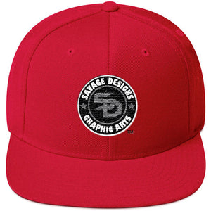 Savage Designs Snapback White/Grey/Black- 9 Colors