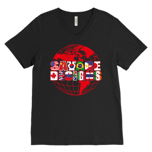 Savage Designs Global V-Neck