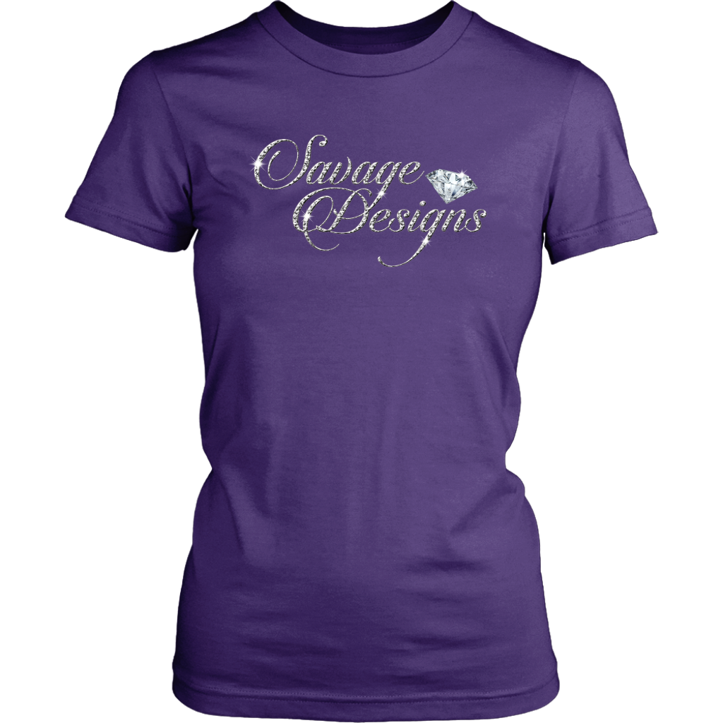 Savage Designs Women's Diamonds- 6 Colors
