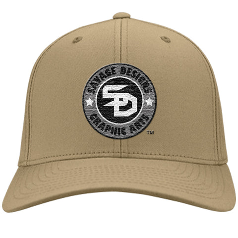 Savage Designs Cap Original Symbol Patch- 6 Colors