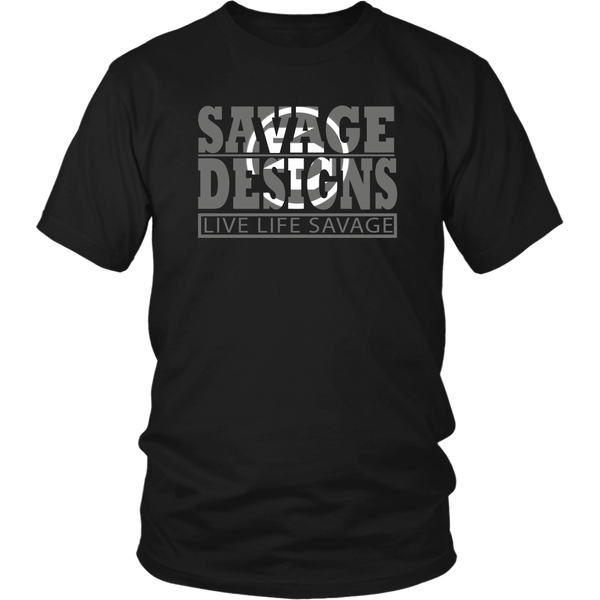 The Savage Within Grey/White- 7 Colors