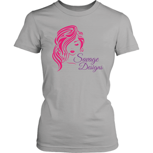 Savage Designs Women's Beauty Hot Pink/Purple- 6 Colors