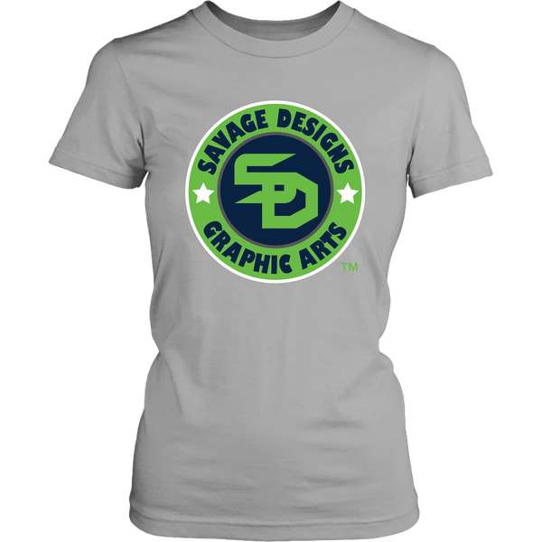 Savage Designs Symbol Patch Lime Green/Navy/White- 7 Colors